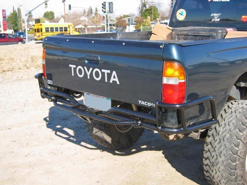 1995-2004 Tacoma Rear Bumper | Marlin Crawler, Inc