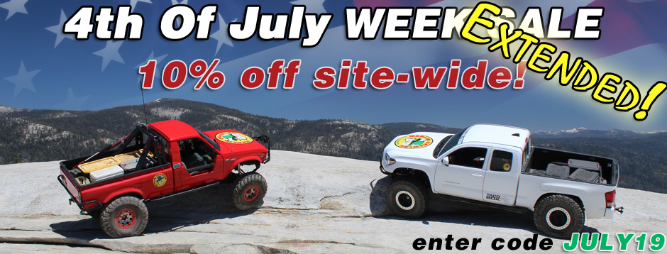 2019 4th Of July WEEK SALE!