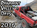 2016 Panamint Valley Days