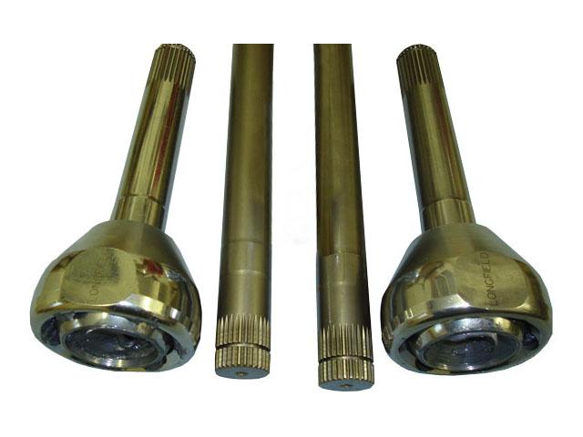 30-Spline Chromoly Birfield and Axle Shafts available again!
