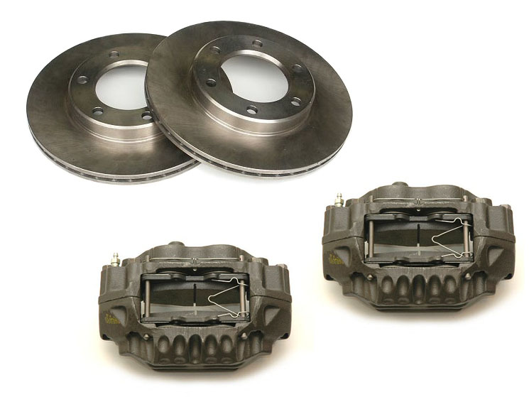 Marlin Crawler's New Brake Combo is now available for online ordering