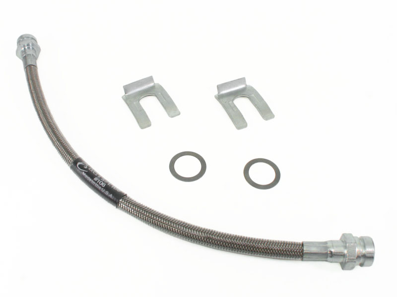 New Steel Braided Clutch Line Kit! **FREE GIVE-A-WAY!**