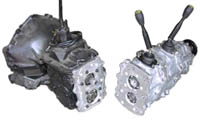 Transfer Case Conversion