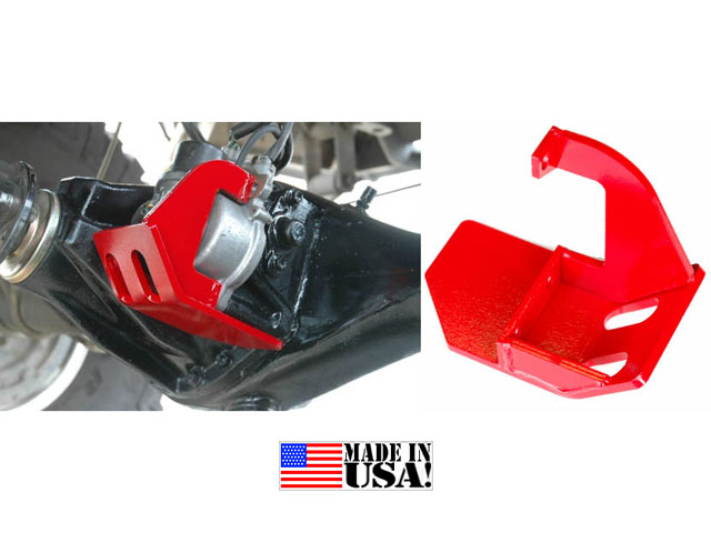 Our Red Marlin Crawler Electric Locker Motor Guards are back!