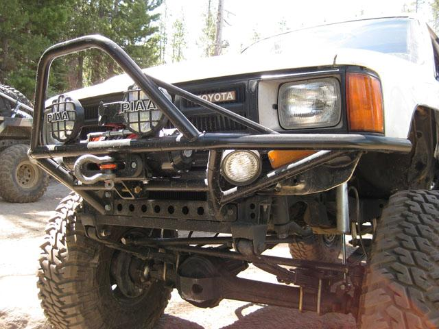What Size Are The Front Bumper Bolts Yotatech Forums