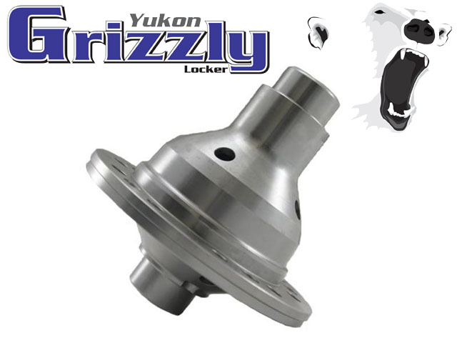 "Grizzly Lockers now available for 9.5"" Land Cruiser Differentials!"