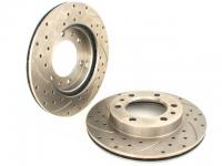 Marlin Crawler Performance Brake Rotors