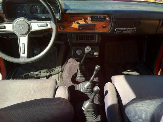 Marlin Crawler Interior Shifter Picture Archive | Marlin ...