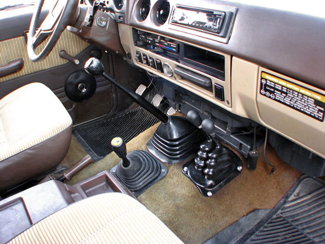 Toyota 4Runner Off Road >> Marlin Crawler Interior Shifter Picture Archive | Marlin Crawler, Inc.