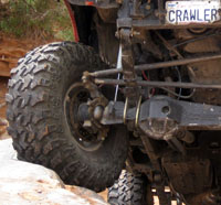 Marlin Crawler Front Axle Parts