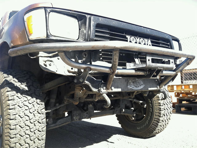 Front Bumpers are back and better!!!