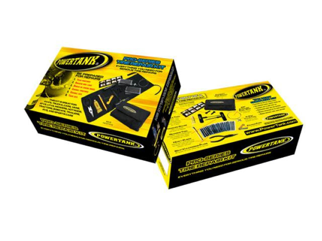 Tire Repair Kits are Back and Better than ever!