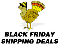 BLACK FRIDAY - GET FREE SHIPPING!