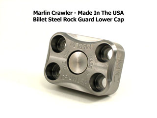 Marlin Crawler Heavy Duty Rock Guard Lower Knuckle Cap