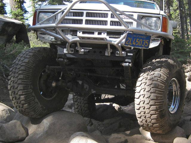 High Steer Install Instructions | Marlin Crawler, Inc