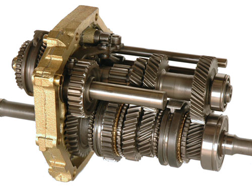 how to build a manual transmission