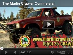 Marlin Crawler Media