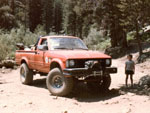 Vintage Crawler Truck Pictures