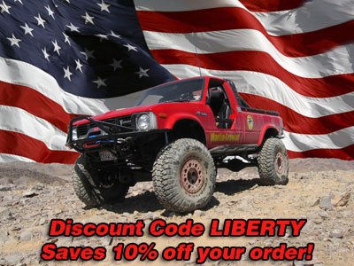 4th Of July Day and Weekend Specials!