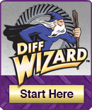 Click here to visit our Diff Wizard!