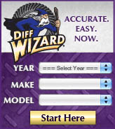 Click here to visit our Differential Wizard!