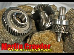 Marlin Crawler Chromoly Competition 4.70:1 Gear Set