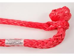 1/2 in Soft Shackle Label and knot