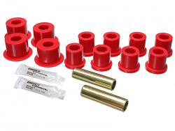 Hilux Truck & 4Runner Rear Spring and Shackle Bushing Kit for 2nd Gens
