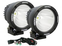 "Cannon 4.5"" 25-Watt LED Light Kit"