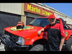 Crawler Truck Scale R/C Car, with Marlin!
