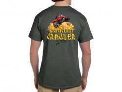 Totally Integrated Transfer case System Shirt, Back