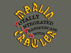 Totally Integrated Transfer case System Shirt, Front Logo