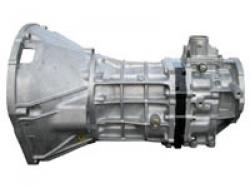 AX5 Transmission (AX15 transmission shown)